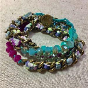Chloe + Isabel Multi-wrap Bracelet